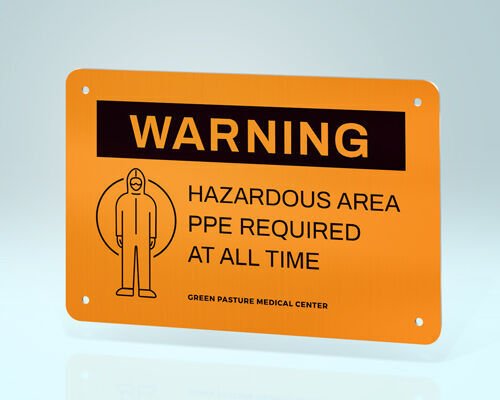 Safety Warning Signs