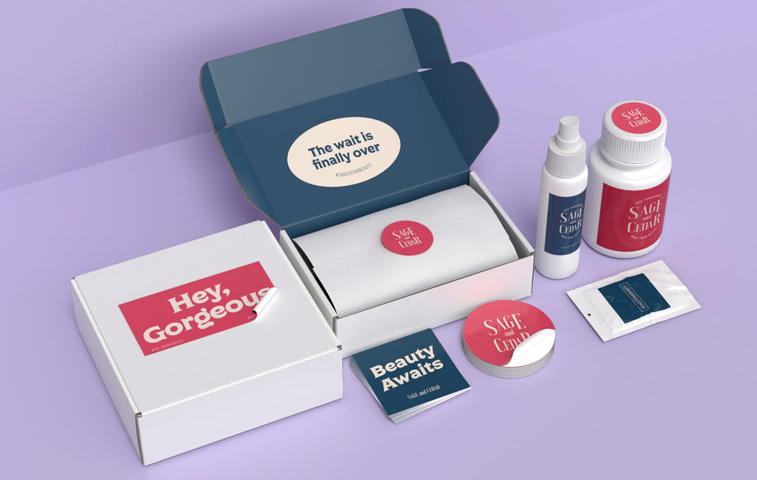 How to Enhance Plain Packaging With Stickers and Labels
