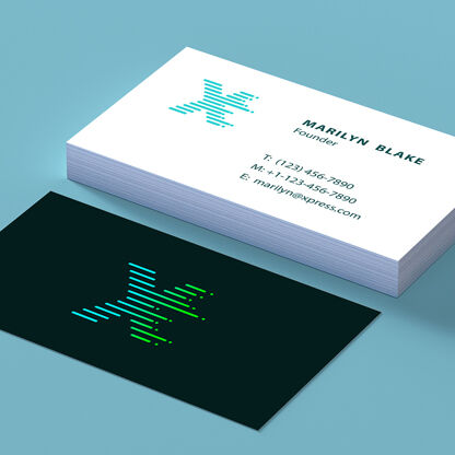 Standard Business Cards Image 1