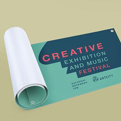 Vinyl Banners Image 1
