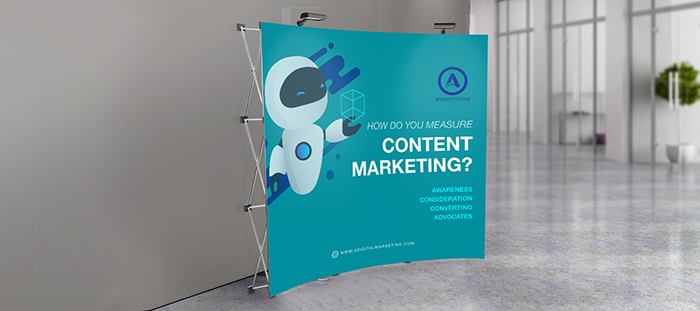 Curved Pop-Up Display