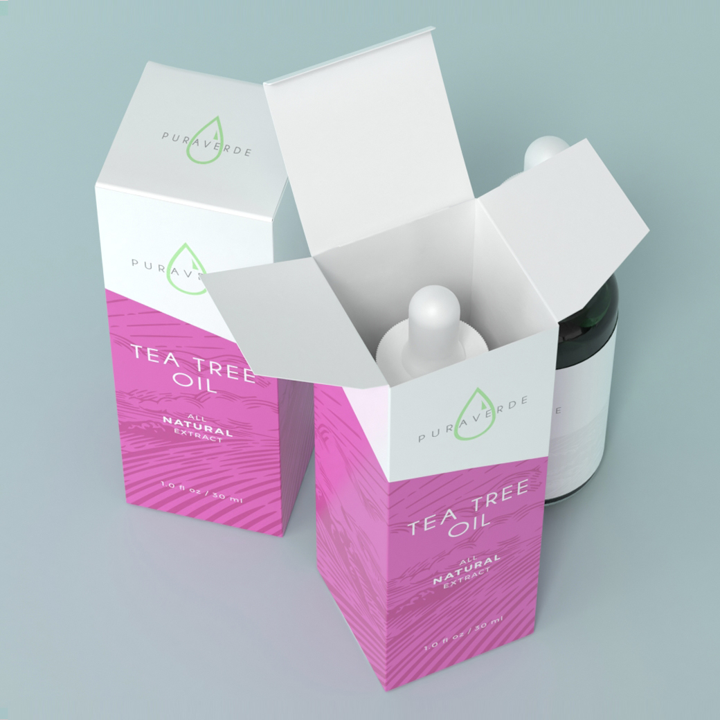 Product Boxes - Custom Folding Cartons