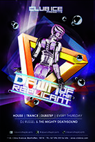 Dance Club Flyer Template