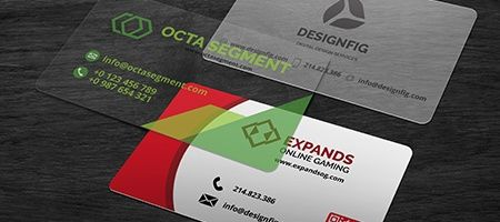 Plastic Business Cards Transparent Business Card Printing Nextdayflyers