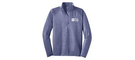 Sport-Wick Stretch 1/2-Zip Mens Pullover