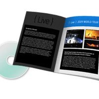 DVD Booklets
