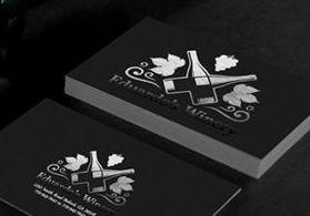 Foil Business Cards