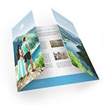 20170405 Gate Fold - Brochure Printing