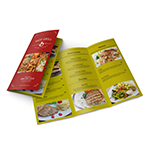 20170405 Trifold - Brochure Printing