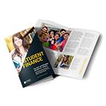 Half Fold - Brochure Printing