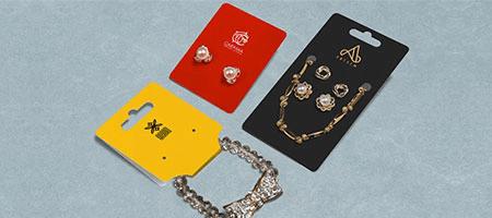 Jewelry Hang Tags Printing